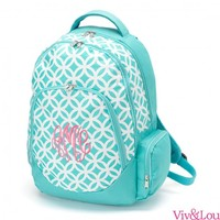 Aqua Sadie Backpack