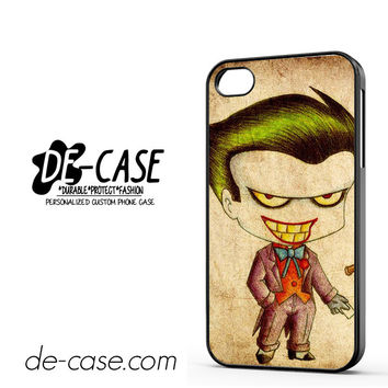 Harley Quinn And Joker Art Couple Case Device 1 DEAL-5069 Apple Phonecase Cover For Iphone 4 / Iphone 4S