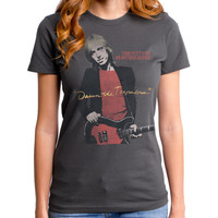 Featuring Tom Petty Torpedoes, Tom petty and the Heartbreakers print on front, around neckline, short sleeves.