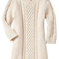 Gap Baby Cable Knit Dress