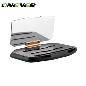 Universal - Onever Car HUD Head Up Display Projector Phone GPS Navigation Holder Projector