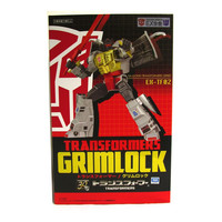 Grimlock EX-TF02 Transformers EX-Gokin Series Takara Tomy Action Figure