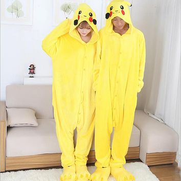 Hot Sale Men's Novelty Full Sleeve Character Pajamas Men Hooded Polyester Pajama Sets Mens Sexy Sleepwear Mens Pajamas