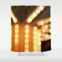 Carousel Shower Curtain by Julius Marc