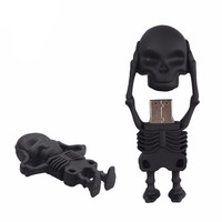 Skeleton USB 2.0 Flash Drive