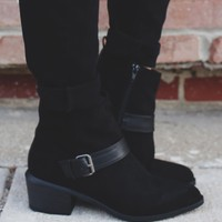 Black Market Booties