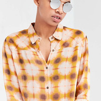 Lookout Brow Bar Sunglasses - Urban Outfitters