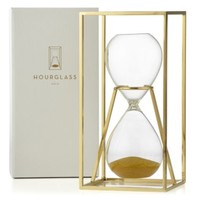 Hanging Hourglass | Office | Office & Organization | Decor | Z Gallerie