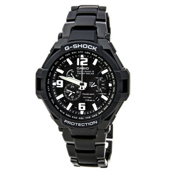 Casio GW4000D-1A Men's G-Shock Tough Solar Power Atomic World Timer Watch