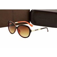LV Women Fashion Popular Shades Sunglasses
