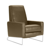Flight Recliner in Leather