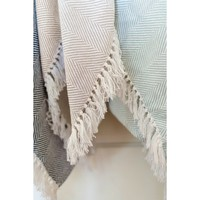 Tabor Cotton Throw