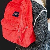 JanSport High Steaks Corduroy Backpack