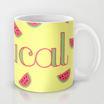 TROPICAL Mug by BAMBI ONASSIS