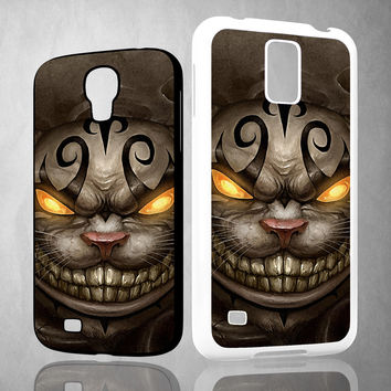 Alice Madness Returns Cheshire Cat Z0999 Samsung Galaxy S3 S4 S5 (Mini) S6 S6 Edge,Note 2 3 4, HTC One S X M7 M8 M9 Cases