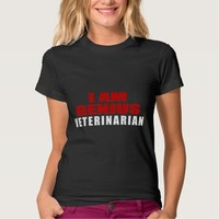 VETERINARIAN DESIGNS TEE SHIRT