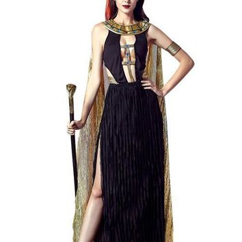 Deadly Egyptian Goddess Dress Costume Ideas