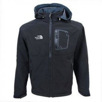 The North Face latest style men soft shell jacket