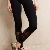 Sujet Leggings by Nesh Black
