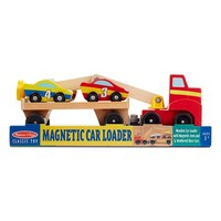 Toddler Melissa & Doug Magnetic Car Loader Toy
