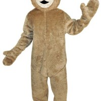 Ted Movie Deluxe Bear Adult Jumpsuit Costume