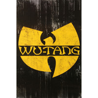 Wu Tang Clan Domestic Poster