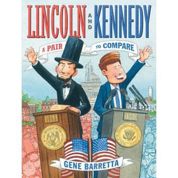 Lincoln and Kennedy - Walmart.com