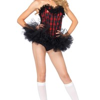 Atomic Easy A School Girl Costume