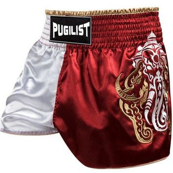 High quality professional MMA shorts Guangdong new Thailand twins practice Sanda Muay Thai.