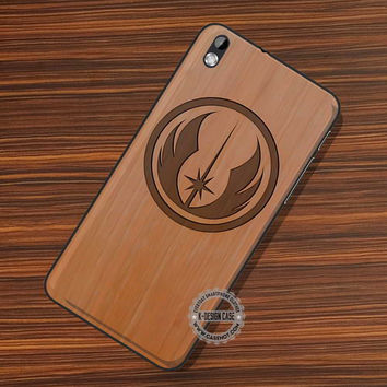 Star Wars Jedi Wooden - LG Nexus Sony HTC Phone Cases and Covers