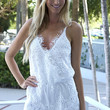 My One and Only Lace Romper - White