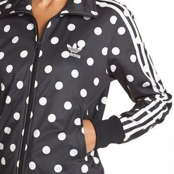 adidas Originals 'Dots All Over' Track Top | Nordstrom
