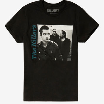 The Killers Group Photo T-Shirt