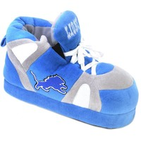 Detroit Lions Slippers - Men (Blue)