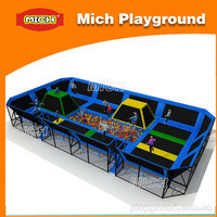 Source factory price water trampoline combo on m.alibaba.com
