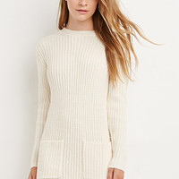 Chunky Ribbed Sweater Dress