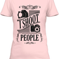 I SHOOT PEOPLE!  - 8 DAYS ONLY!!!