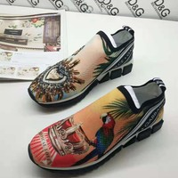 DG Fashion Men Casual Running Sport Shoes Sneakers Slipper Sandals High Heels Shoes