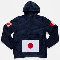 10Deep | Tops | Flags Pullover - Navy