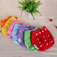 Baby Newborn Diaper Reusable Nappies Training Pant Children Cloth Diapers Changing Cotton Free Size Washable Diapers
