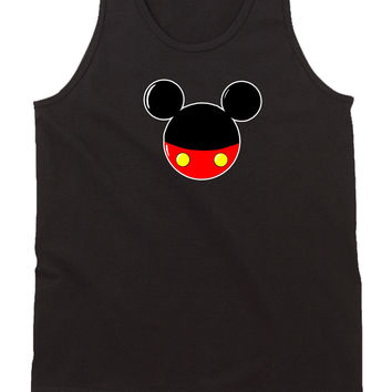Mickey Mouse Womens Tank Top