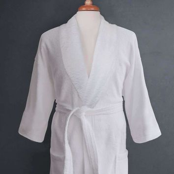 Lakeview Signature Egyptian Cotton Terry Spa Robes