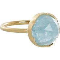 Irene Neuwirth Fine Aquamarine Ring
