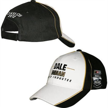 Checkered Flag NASCAR Hall of Fame Class of 2012 Dale Inman Hat - http://www.shareasale.com/m-pr.cfm?merchantID=7124&userID=1042934&productID=555873693 / Dale Inman