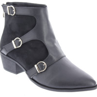 Amarr Black Booties