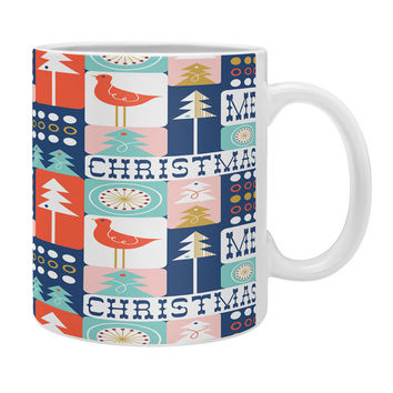 Heather Dutton Christmas Collage Chill Coffee Mug