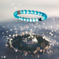 Big Sale On Lokai Bracelet for a balanced life (Blue)