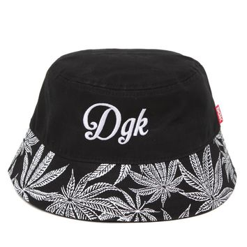 DGK Always 420 Bucket Hat - Mens Backpack - Black - One