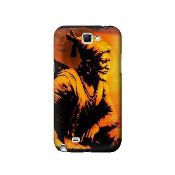 P1105 Shivaji Maharaj Rajesh Khilari Case For Samsung Galaxy Note 2