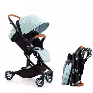 High End Baby Strollers Pram Pushchairs Travel Stroller Baby Pram Strollers